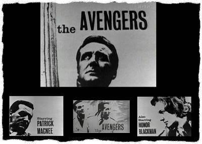 The Avengers 1961-1964 – 1. bis 3. Staffel
