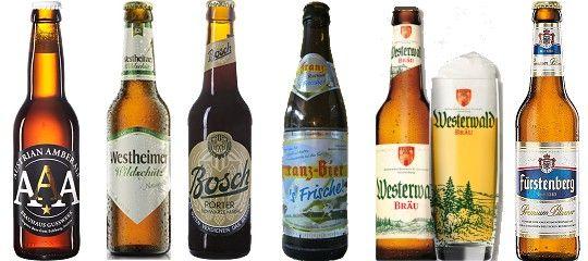 Bierkalender (Advent): die Türchen 7 bis 12