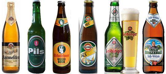 Bierkalender (Advent): die Türchen 13 bis 18