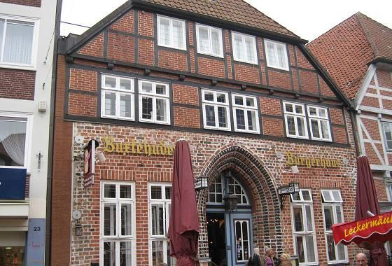 Buxtehude 2017: Buxtehuder Bürgerhaus