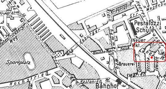 Danzig-Langfuhr, Labesweg 13