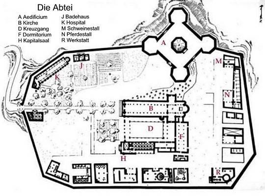 Die Cluniazenser-Abtei