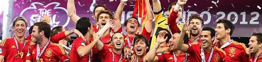 Fußball-Europameister 2012: Spanien