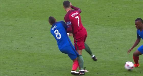 Dimitri Payet bremst Cristiano Ronaldo aus: Euro 2016 Finale Portugal - Frankreich 1:0 n.V.