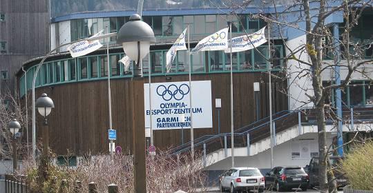 Olympia-Eissport-Zentrum Garmisch-Partenkirchen