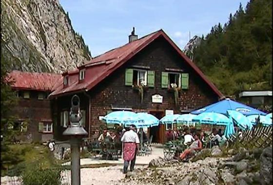 Höllental(anger)hütte 2002