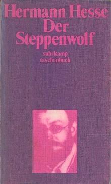 Hermann Hesse: der Steppenwolf - Suhrkamp Taschenbuch Verlag, Frankfurt am Main, 4. Auflage, 151. - 190. Tausend 1975