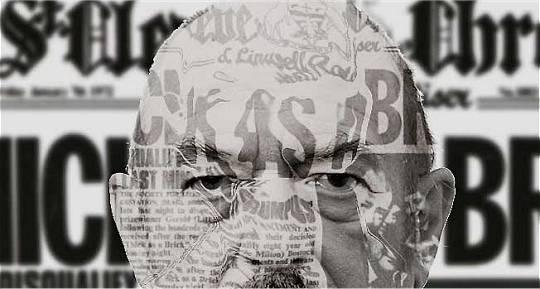 Ian Anderson - TAAB-Projektion