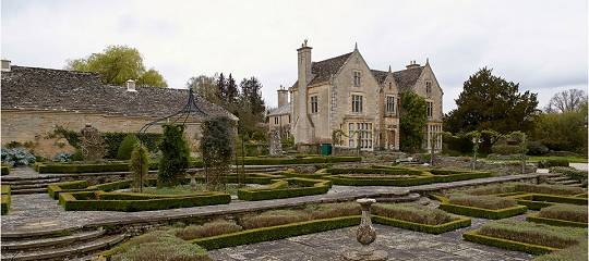 Ian Andersons Herrengut Braydon Hall in Wiltshire