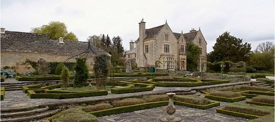 Ian Andersons Herrengut Braydon Hall in Wiltshire
