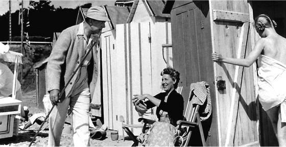 Jacques Tati: Die Ferien des Monsieur Hulot (1953) - © Les Films de Mon Oncle