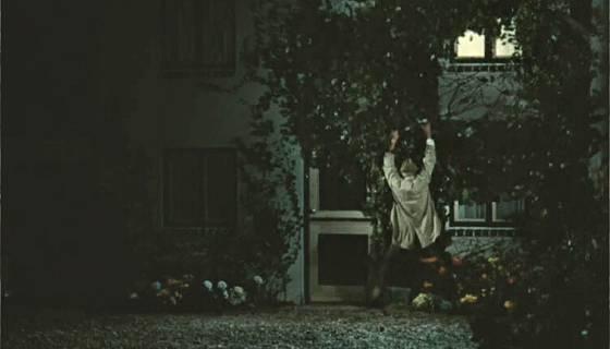 Jacques Tati als Monsieur Hulot in Trafic (1971)