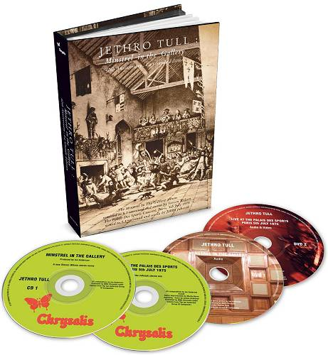 Jethro Tull: Minstrel in the Gallery – 40th Anniversary La Grande Édition