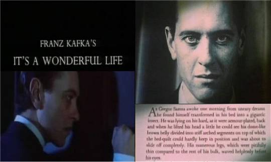 Franz Kafka's It's a Wonderful Life (Franz Kafkas Weihnachtserzählung)