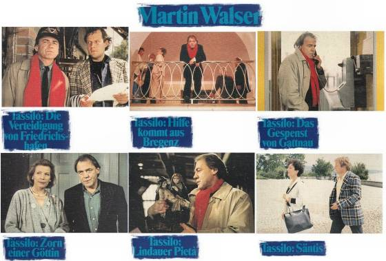 Martin Walser: Tassilo – sechs Hörspiele (1991)