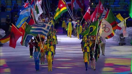 Olympische Sommerspiele 2016 in Rio: Abschlussfeier