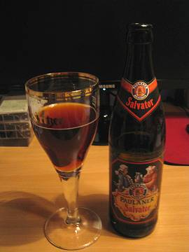 Paulaner Salvator 7,9 % vol.