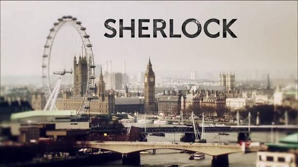 Sherlock, die Fernsehreihe der BBC