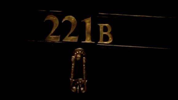 Sherlock, die Fernsehreihe der BBC: 221B Baker St