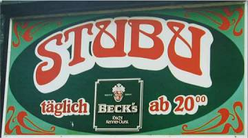 StuBu Bremen – Mitte der 80-er Jahre