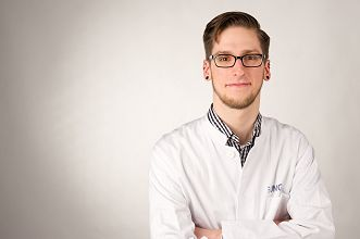 Studiosus medicinae – He looks like a doctor: Jan