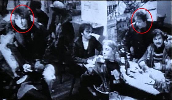Franz Leitmayr in der Anarcho-Szene 1981