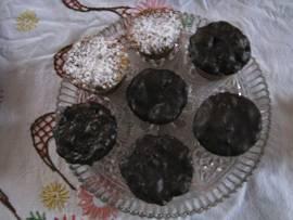 vegane Mohn-Dinkel-Muffins