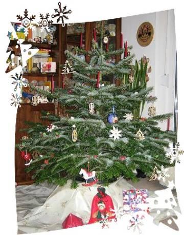 AlbinZ Weihnachtsbaum 2012