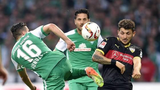 Junuzovic, Spielgestalter: SV Werder Bremen – VfB Stuttgart 6:2 (32. Spieltag 2015/2016)