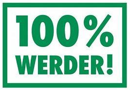 SV Werder Bremen – 100 %