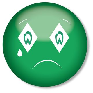 Tränen im Auge – SV Werder Bremen 2015 © Weser-Kurier