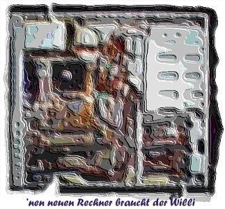 WilliZ neuer Rechner (2014)