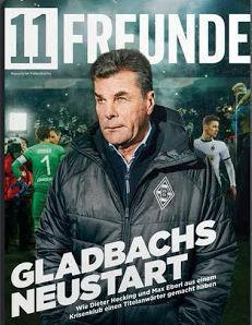 Ausgabe 11 Freunde #207 Februar 2019: Gladbachs Neustart