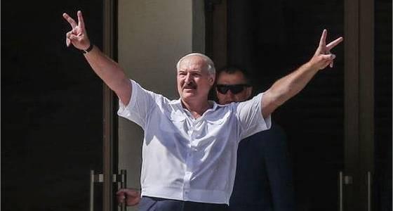 Lukaschenko – der Teufel vom Dienst