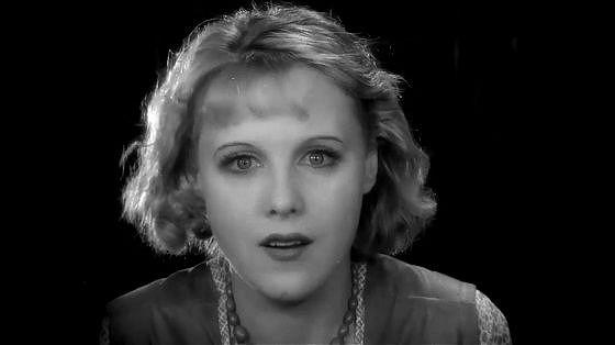 Anny Ondra in Hitchcocks 'Der Mann von der Insel Man' (The Manxman), 1929