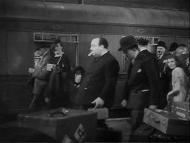 Eine Dame verschwindet (1938)