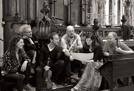 Ian Anderson mit John O'Hara und dem Carducci Quartet © James Anderson