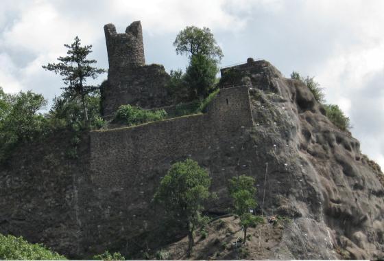 Foto 5: Burg Bosselstein