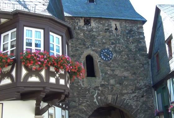Historischer Ortskern von Herrstein