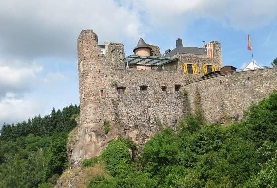 Foto 1: Schloss Oberstein