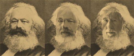 Karl Marx wird zu 'Willi'
