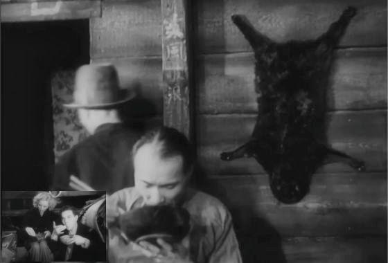 aus: Alfred Hitchcock: Endlich sind wir reich (Rich and Strange) (1931)