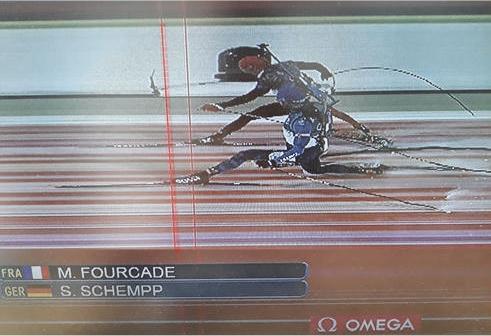 Olympia 2018 - Biathlon-Massenstart: Simon Schempp verpasst Gold um wenige Zentimeter