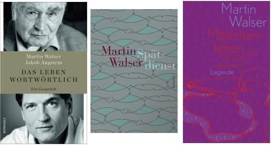 Martin Walsers Alterswerk
