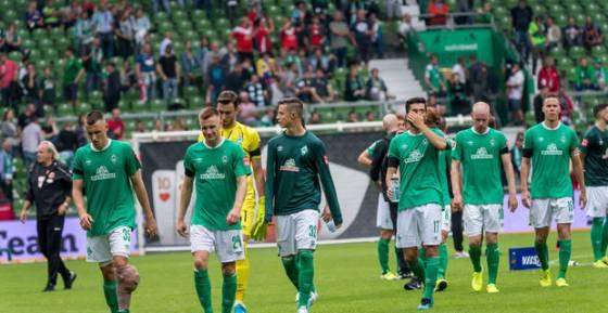 Fußball-Bundesliga Saison 2019/2020 – 1. Spieltag SV Werder – Fortuna Düsseldorf 1:3 © nordphoto