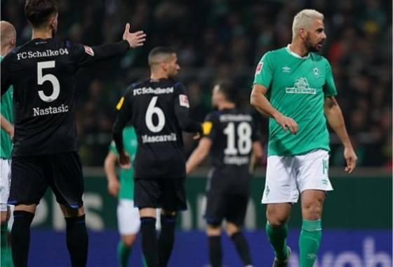 Werder verliert gegen Schalke 1:2 trotz schnieken Pizarro