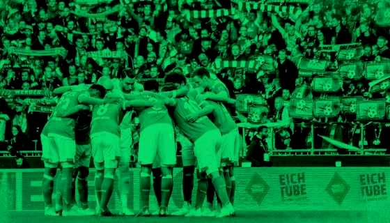 SV Werder Bremen: Auf geht's! © Deichstube