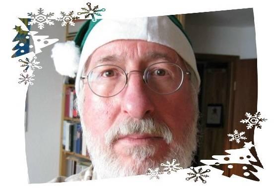 Willi als Nikolaus - werder-bremisch