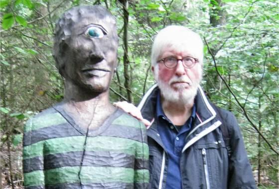 Willi mit 'Trickser' im Märchenwald – noch 11 Tage bis zur Rente